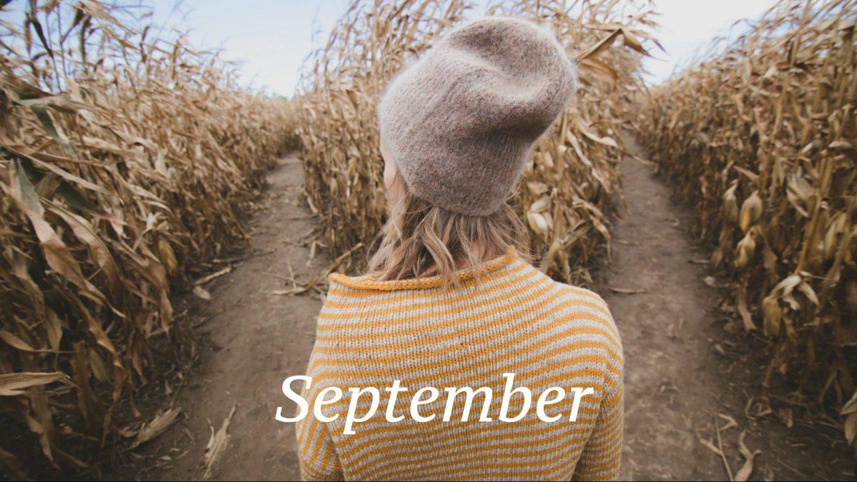 Monatsplaner: September